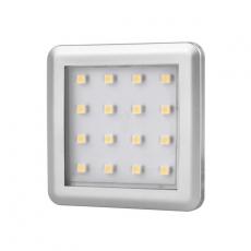 Oprawa LED SQUARE2 LED 1,5W biały ZIMNY